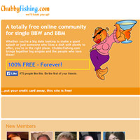 fish camp bbw dating site We can quickly & easily prove to you that nudewebcom is a totally free adult dating site right now, without regsitering, you can search our members, view.